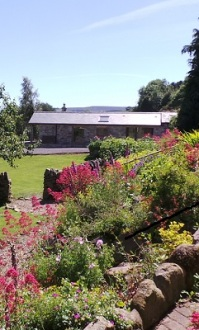 Willow View Cottage self catering accommodation near Hexham and Hadrian's Wall North East England