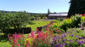 Willow View self catering cottage with uninterrupted views of Slaley Forest and the North Pennines