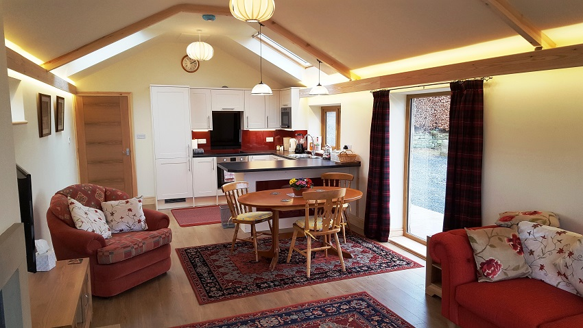Self catering Willow View North East England
